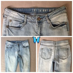 Cotton On The Skinny Mid Rise Size 4